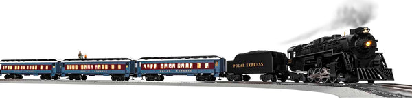 Lionel 2023140 Polar Express with Hobo Car Lionchief Train Set 2020 Limited O Gauge