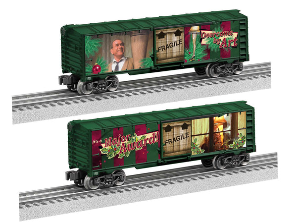 Lionel 2028440 A Christmas Story Leg Lamp Boxcar Limited