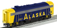Lionel 2033240 Alaska Railroad ARR F7AA Built to Order Legacy with B Units 2033248 2033249 and Passenger Car Sets 2027120 2027130 Station Sounds Diner 2027140
