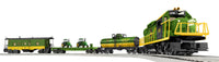 Lionel 2123040 John Deere GP38 Freight LionChief Set Big Book Preorder 2021