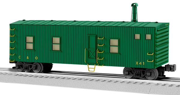 Lionel 2126580 Chesapeake & Ohio C&O Kitchen Car #X41 Preorder 2021