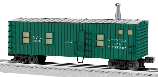Lionel 2126600 Norfolk & Western NW Kitchen Car #526030 Preorder 2021