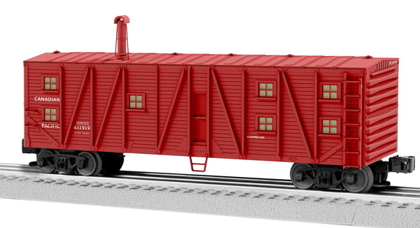 Lionel 2126622 Canadian Pacific CP Bunk Car #411919 Preorder 2021