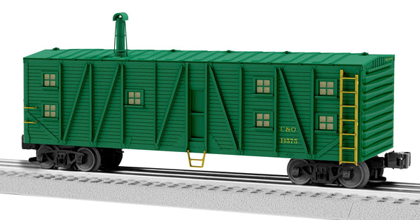 Lionel 2126641 Chesapeake & Ohio C&O Bunk Car #B575 Preorder 2021