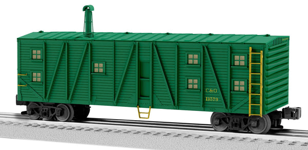Lionel 2126642 Chesapeake & Ohio C&O Bunk Car #B579 Preorder 2021