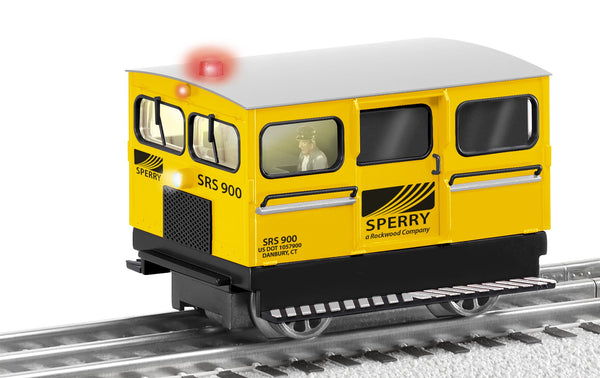 Lionel 2135040 Sperry TMCC Speeder Preorder Limited
