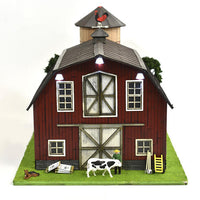 Menards 279-5016 Barn HO Scale