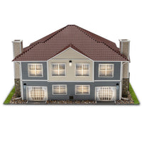 Menards 279-4450 House Duplex Building O Gauge