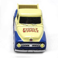 Menards 279-4619 Lighted 1953 Ford Truck Piggly Wiggly 1:48 Scale