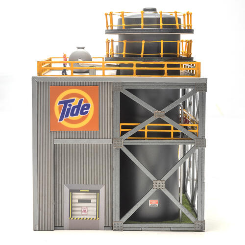 Menards 279-5877 Tide Factory HO Scale