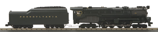 MTH 30-1560-1 Pennsylvania Railroad PRR  6-8-6 Imperial S-2 Turbine Steam Engine w/Proto-Sound 3.0 - PRR  Cab # 6200 O Gauge
