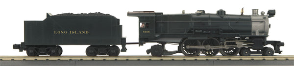 MTH 30-1744-1 Long Island Railroad LIRR 4-6-2 Imperial K-4s Pacific Steam Engine w/Proto-Sound 3.0 - Cab # 5406