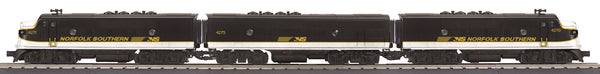 MTH 30-2993-1 Norfolk Southern NS F-3 ABA Diesel Engine Set w/Proto-Sound 2.0 - A Units - 4270 & 4271 B Unit - 4275 AZ