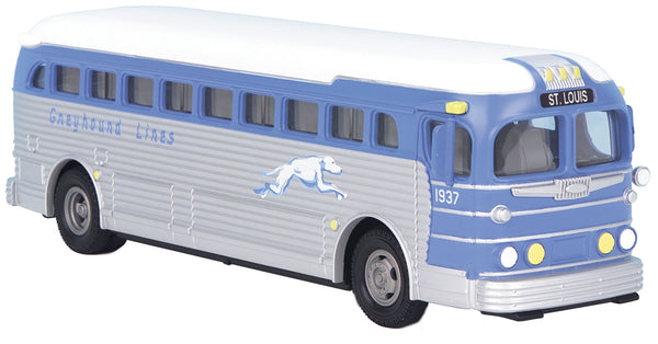 MTH 30-50115 Greyhound Bus - St. Louis