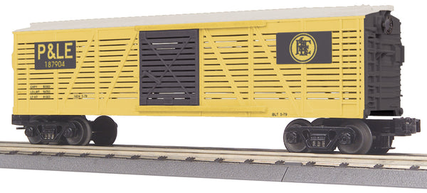 MTH 30-7146 Pittsburgh & Lake Erie (P&LE) No. 187904 Stock Car