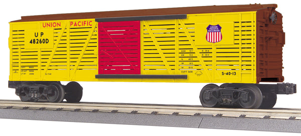MTH 30-7188 Union Pacific (UP) Stock Car #48260D