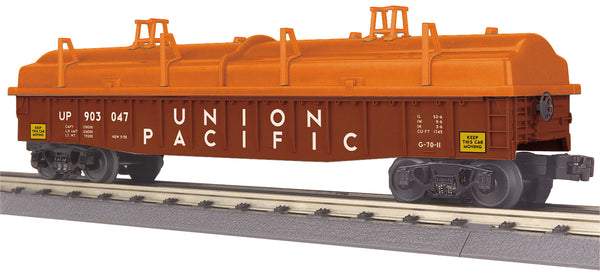 MTH 30-72190 Union Pacific UP Gondola Car w/Cover