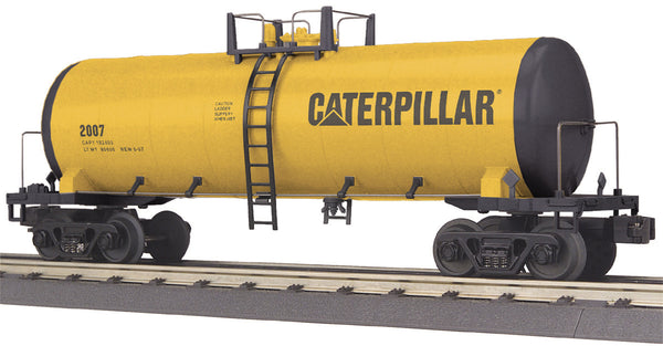 MTH 30-73224 Caterpillar Tank Car # 2007