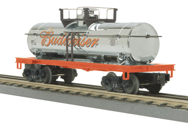 MTH 30-73240 Budweiser Beer Tank Car #2007