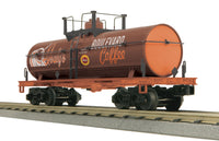 MTH 30-73288 Isaly's Boulevard Coffee Smoking Tank Car