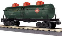 MTH 30-73490 Railway Express Agency REA 3-Dome Tank Car