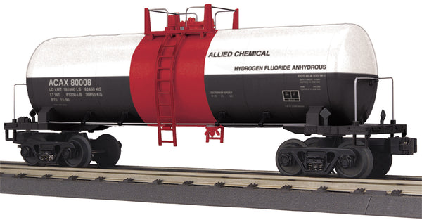 MTH 30-73579 Allied Chemicals ACAX Modern Tank Car No. 80008