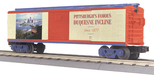 MTH 30-74190 Duquesne Incline Boxcar