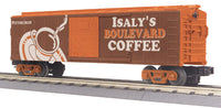 MTH 30-74238 Isaly's Boulevard Coffee Boxcar