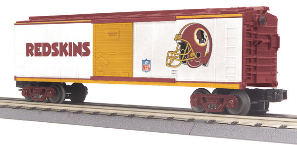 MTH 30-74266 Washington Redskins NFL Boxcar