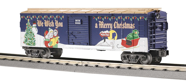 MTH 30-7454 Holiday Boxcar 2000