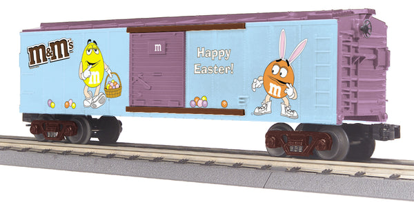MTH 30-74596 M&M's Easter Boxcar 2010