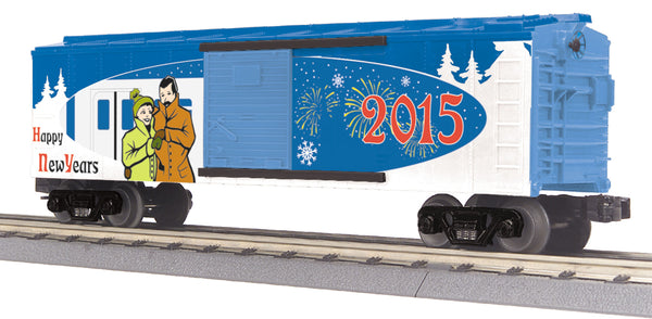 MTH 30-74781 Happy New Year 2015