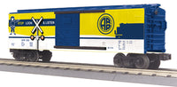 MTH 30-74855 Alaska Railroad ARR Boxcar with Blinking LEDs