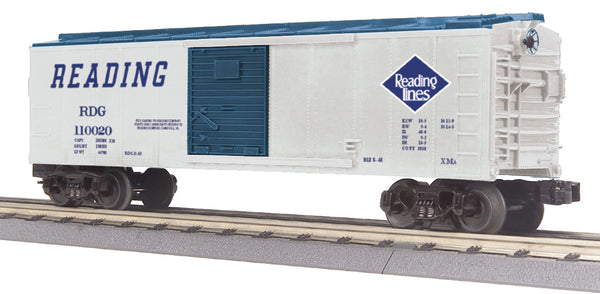 MTH 30-74881 Reading Railroad Boxcar