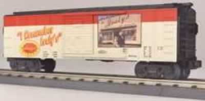 MTH 30-7492 Isaly's Boxcar