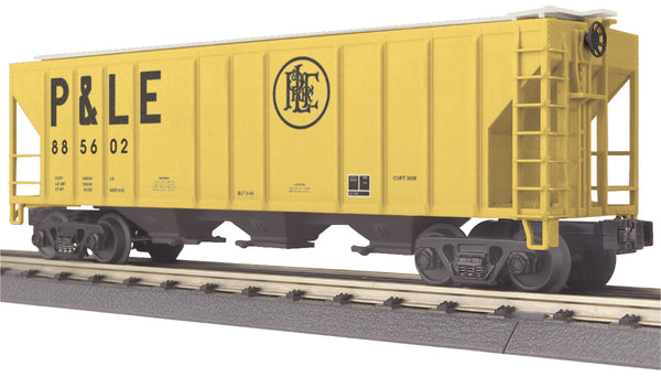 MTH 30-75210  Pittsburgh & Lake Erie P&LE  No. 885602 Ps-2 Discharge Hopper Car -