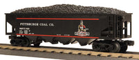 MTH 30-75283 Pittsburgh Coal Company 4-Bay Hopper Car # 829