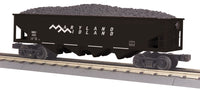 MTH 30-75340 Maryland Midland 4-Bay Hopper Car # 4085