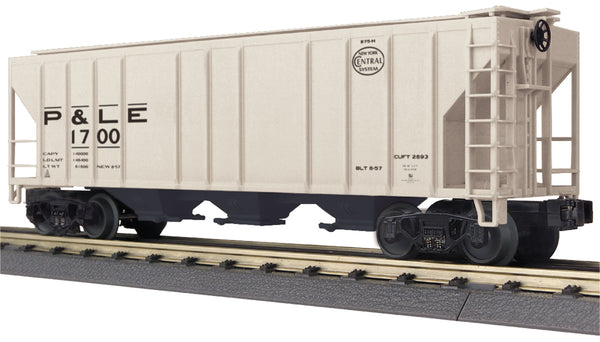 MTH 30-75506 Pittsburgh & Lake Erie P&LE Hopper Car Ps-2 Discharge #1700