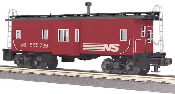 MTH 30-77067 Norfolk Southern NS Bay Window Caboose