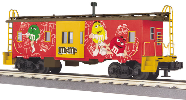MTH 30-77173 M&M's Bay Window Caboose