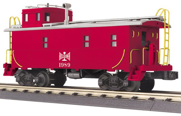 MTH 30-77292 Bessemer & Lake Erie B&LE Offset Steel Caboose