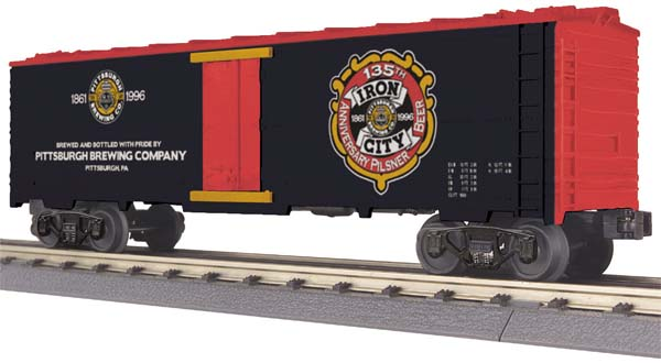 MTH 30-78072 Iron City 135th Anniversary Modern Reefer Car