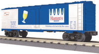 MTH 30-78130 Hamm's Beer Modern Reefer Car