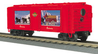 MTH 30-79218 Anheuser-Busch (AB) Operating Action Car