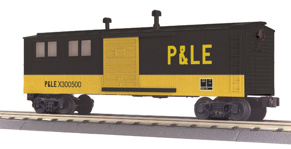 MTH 30-79251 Pittsburgh & Lake Erie (P&LE) Engineering Car # X300500