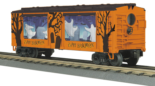 MTH 30-79544 Halloween Operating Action Car