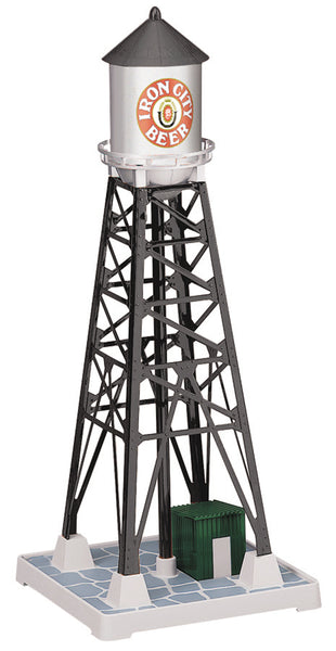 MTH 30-90068  Iron City Beer  #193 Industrial Water Tower