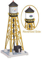 MTH 30-90325 Pittsburgh Steelers Industrial Water Tower #193