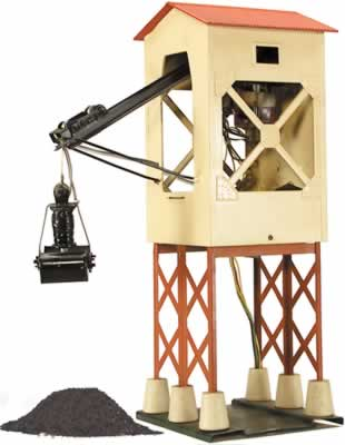 MTH 30-9043 Operating Coaling Tower BZ